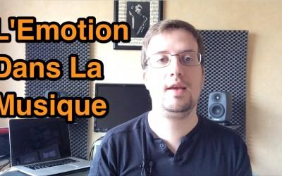 L'émotion dans la musique