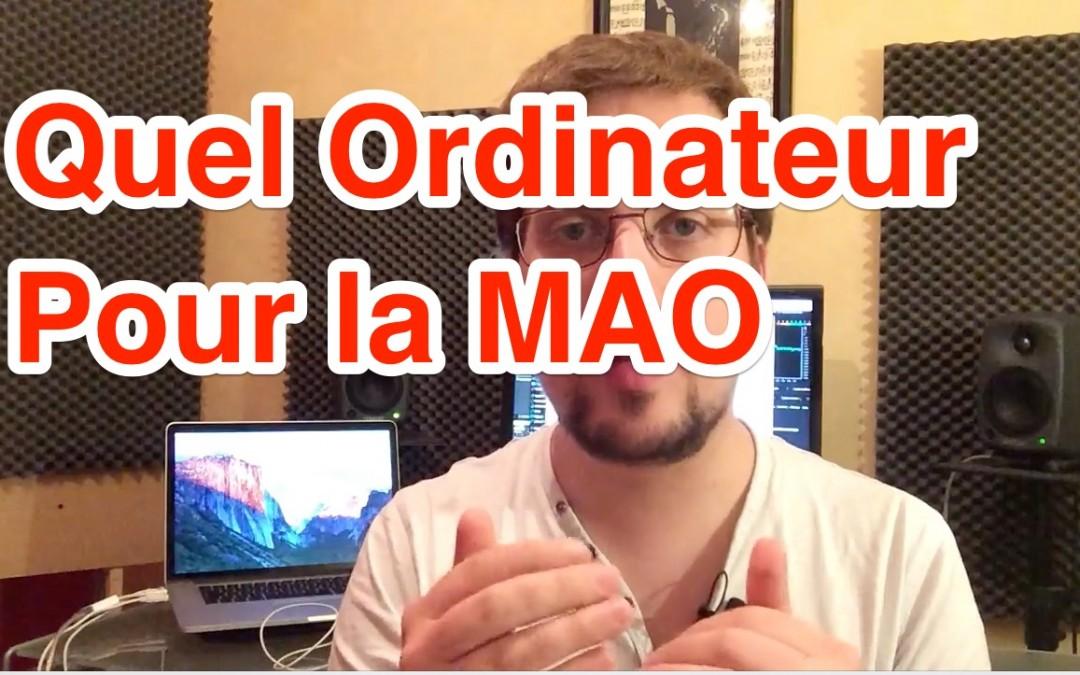 Quel ordinateur MAO pour Faire de la musique ?