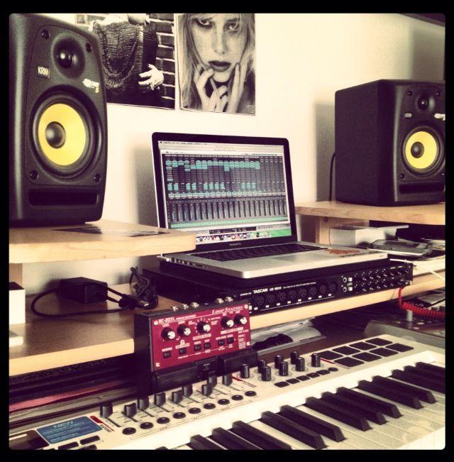 Bienvenue sur Mixage En Home Studio