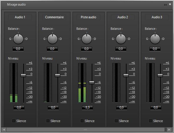 5 minutes pour un meilleur mixage : Mixage audio- Panoramique – Fader