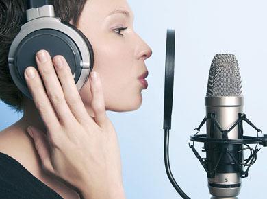 mixage audio voix