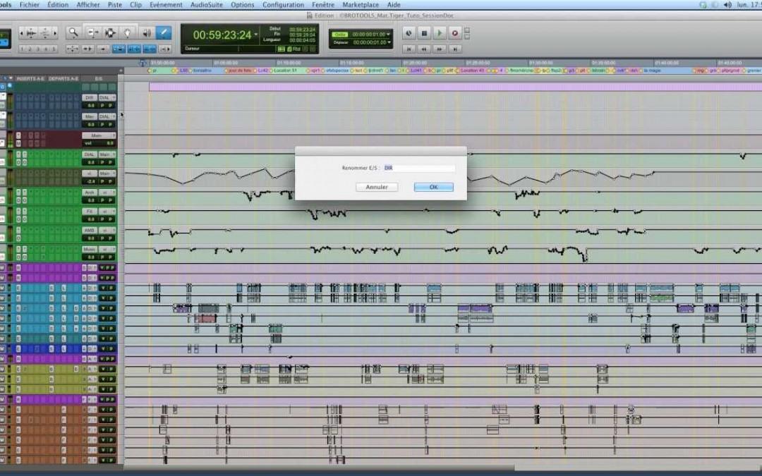 Défi 5 minutes pour un meilleur Mixage  : Organiser Sa Session De Mixage
