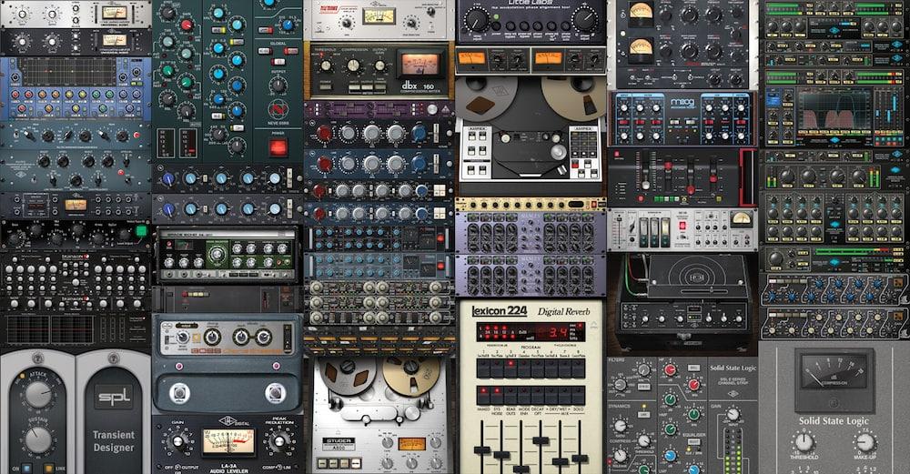 Une Liste des Plugins Audio Gratuit