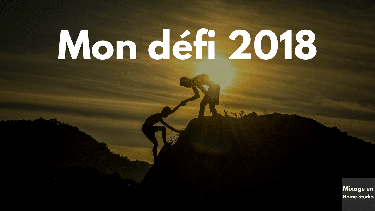 Défi 2018 (2 en 1)