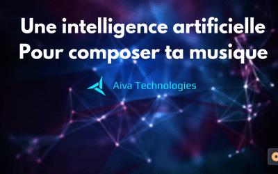 Test AIVA music – Une intelligence artificielle pour composer de la musique